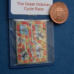 The Great Victorian Cycle Race Board