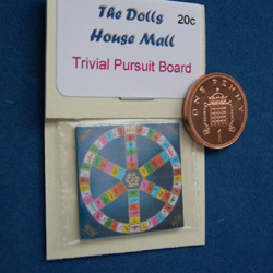 Trivial Pursuit Board