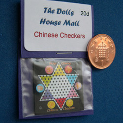 Chinese Checkers Board