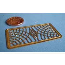 Brass Door Mat