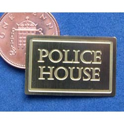 Police House (Brass)