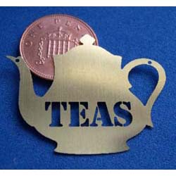 Teas (Shaped)