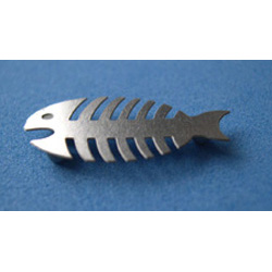 Stainless Steel Fish Shaped Trivet