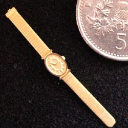 "Ladies ""Gold"" Watch"