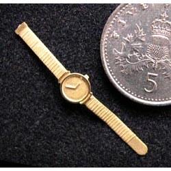 """Mans """"Gold"""" Watch"""