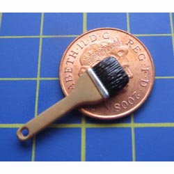 Paint Brush Brown