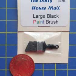 Large Paint Brush.....Black