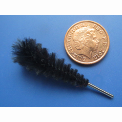 Black 'Feather' Duster