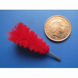 "Red ""Feather"" Duster"