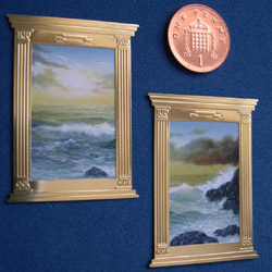 Pair of Seascapes