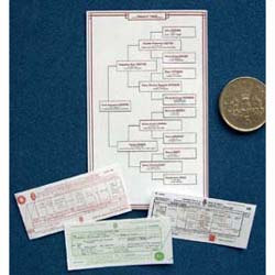 Family Tree plus Birth, Marriage and Death Certificate