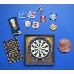 Pub Package - Blue Frame