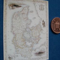 Denmark....Circa 1852