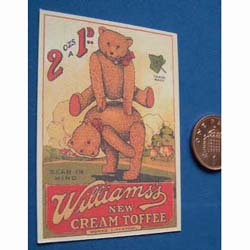 Williams Toffee