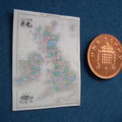 1/24th Scale Map of Great Britain