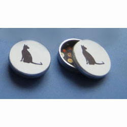 1/24th Scale Cat Biscuit Tin