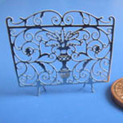 1/24th Scale Fire Screen