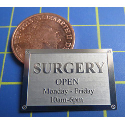 SURGERY (Stainless Steel)