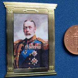 George V in Uniform