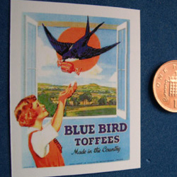 Blue Bird Toffees