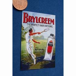 Brylcreem Poster