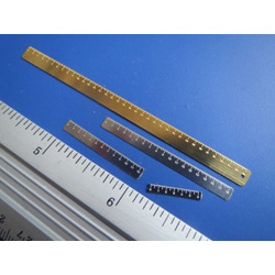 Set of 4 Rulers