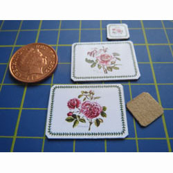 2 Place Mats and Coasters