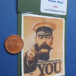WW1.....Lord Kitchener Poster