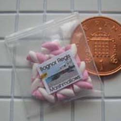 Bag of Twisted Marshmallows from Bognor Regis