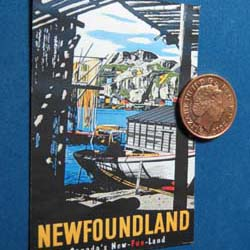 Newfoundland Poster New
