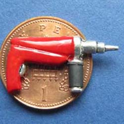 Electric Drill - Red