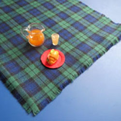 Black Watch Picnic Rug