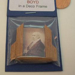 79 Boyd in Deco Frame