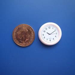 407p Pink Clock