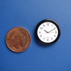 407v Black Clock