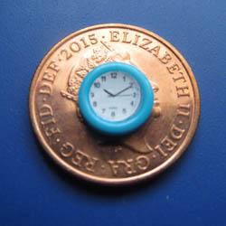 24056b Aqua Clock