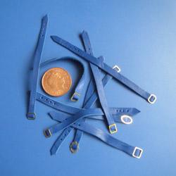 393 Blue Belt